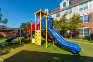 One Bedroom Apartments for Rent in Katy, TX - Community Playground