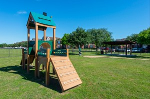 One Bedroom Apartments for Rent in Katy, TX - Dog Park (2)