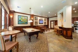 Two Bedroom Apartments for Rent in Katy, TX - Clubhouse Pool Table