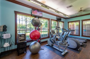 Two Bedroom Apartments for Rent in Katy, TX - Fitness Center (3)