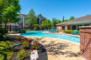 Two Bedroom Apartments for Rent in Katy, TX - Pool Area