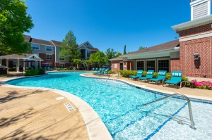Two Bedroom Apartments for Rent in Katy, TX - Pool Area (2)