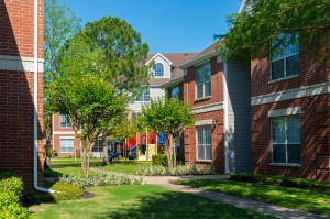One Bedroom Apartments for Rent in Katy, TX - Exterior Buildings