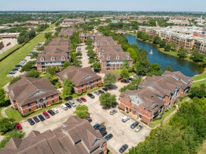Three Bedroom Apartments for Rent in Katy, TX - Aerial View of Community & Surrounding Area (2)