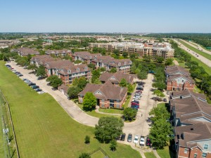 Three Bedroom Apartments for Rent in Katy, TX - Aerial View of Community & Surrounding Area (4)