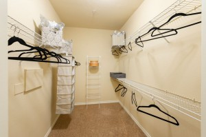 Three Bedroom Apartments for Rent in Katy, TX - Closet