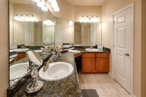 Three Bedroom Apartments for Rent in Katy, TX - Model Bathroom (4)