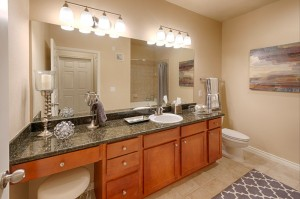 Three Bedroom Apartments for Rent in Katy, TX - Model Bathroom (5)