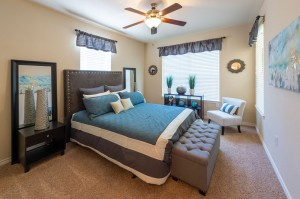 Three Bedroom Apartments for Rent in Katy, TX - Model Bedroom (3)