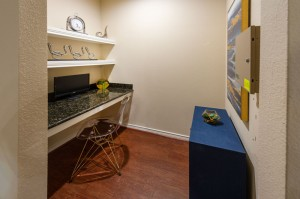 Three Bedroom Apartments for Rent in Katy, TX - Model Desk Nook