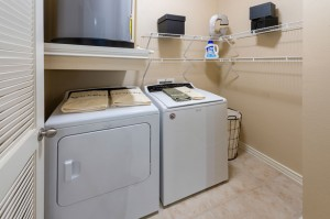 Three Bedroom Apartments for Rent in Katy, TX - Model Laundry Room (2)